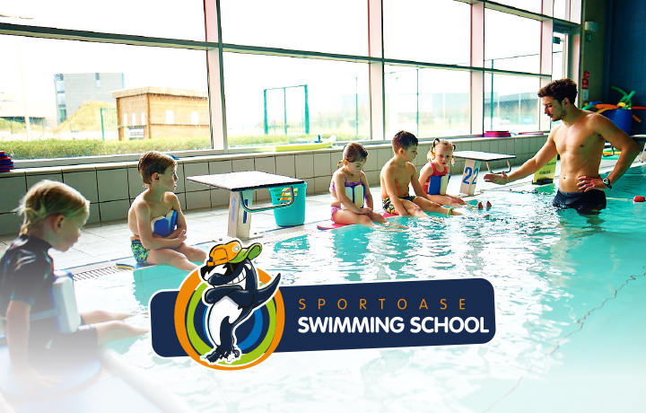 Ecole de natation pour enfants