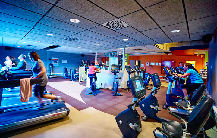 Sportoase Eburons Dome Fitness