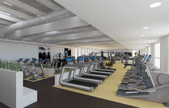 Sportoase Elshout Fitness